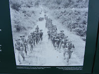 "at 10th June 1945 Australian servicemen landed on ""Green Beach"" now known as Pantai Muara"