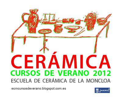 Blog marphil cursos de cer mica en verano for Curso de ceramica madrid