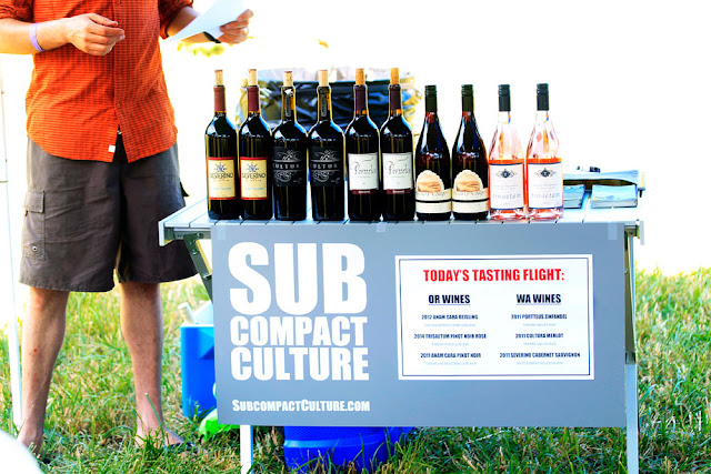 Subcompact Culture Wine Class