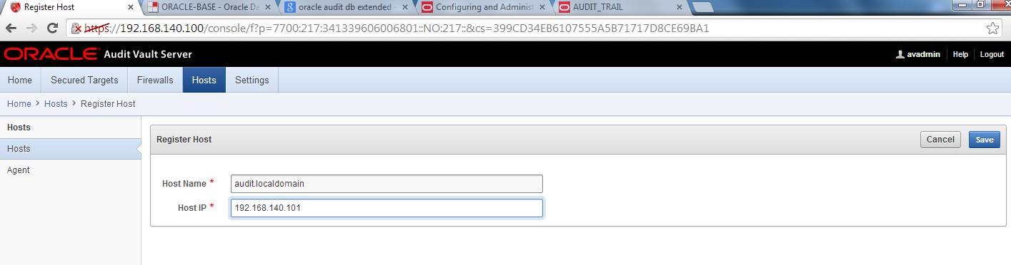 oracle audit I would like to be able to audit the machine and os user where the change has come from not just the oracle usersince there is a 'super' user that is the owner of the objects and when a change is made to an object the user must login as the super user.