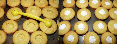 twinkie cupcake
