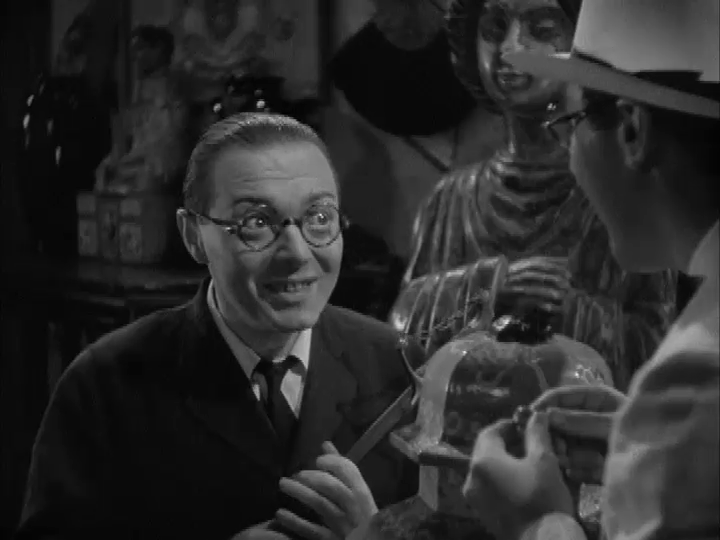 Mr. Moto's Last Warning Starring Peter Lorre