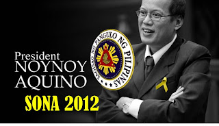 SONA 2012 - PNOY's third State Of The Nation Address