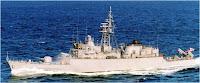 JDS Ishikari Class Frigate
