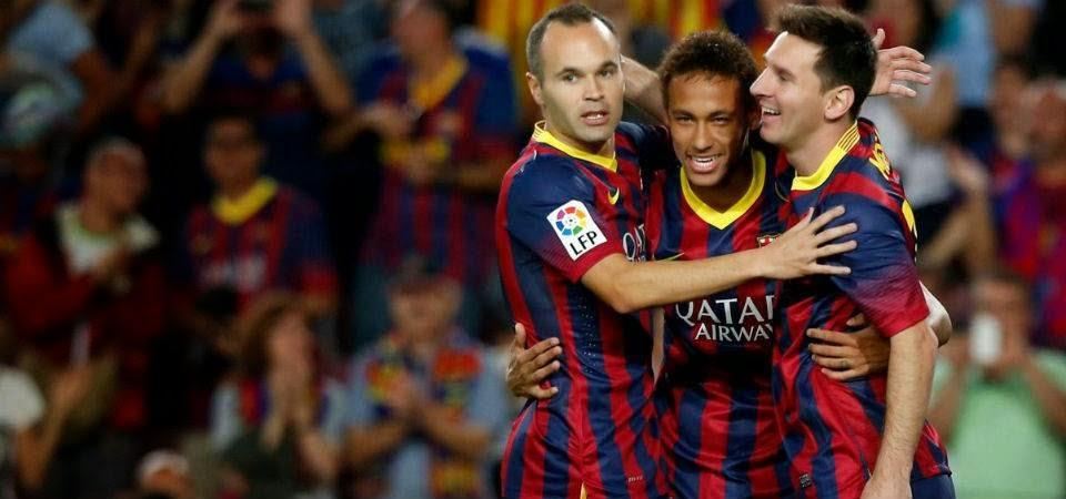 FC Barcelona-Elche