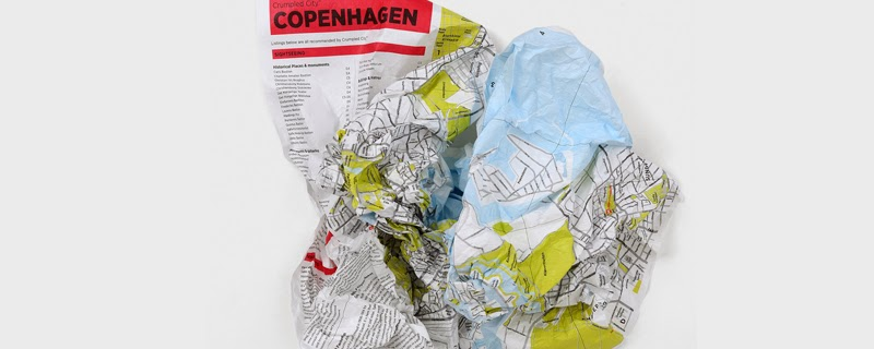 Mapas arrugables