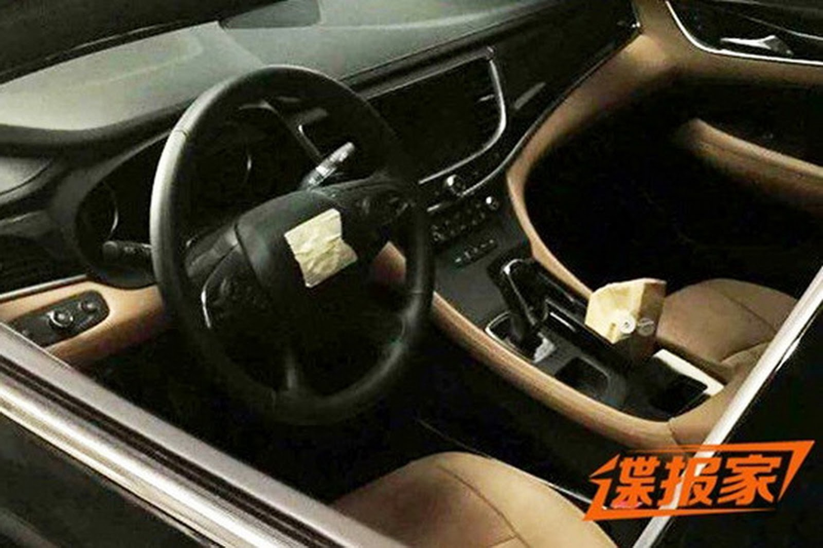 2016 -[Buick] LaCrosse III 2017-Buick-LaCrosse-Sedan-3