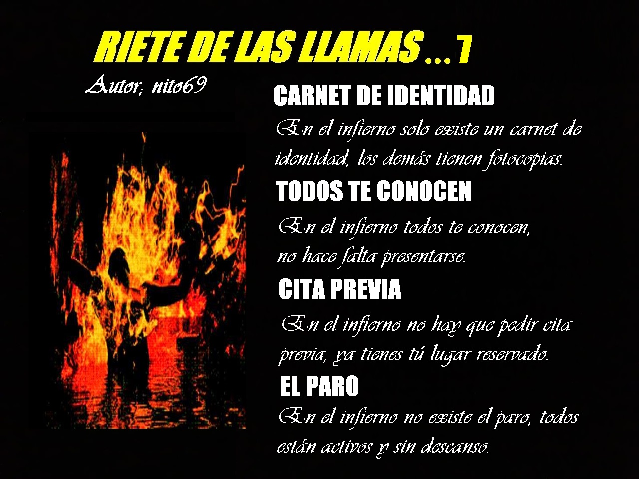 RIETE DE LAS LLAMAS...7