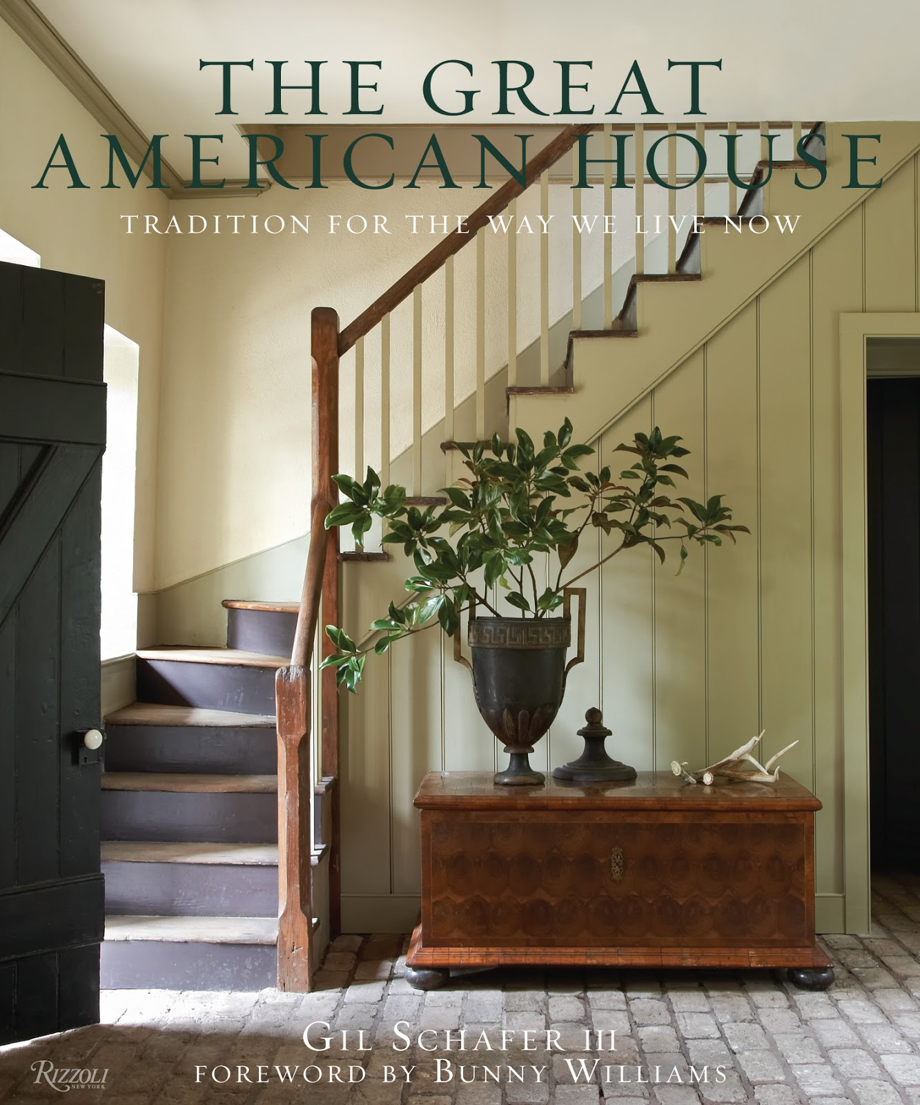Mrs blandings the great american house for American house interior design