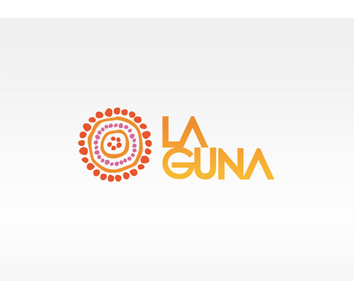 Laguna coffee bar gallery colour logo