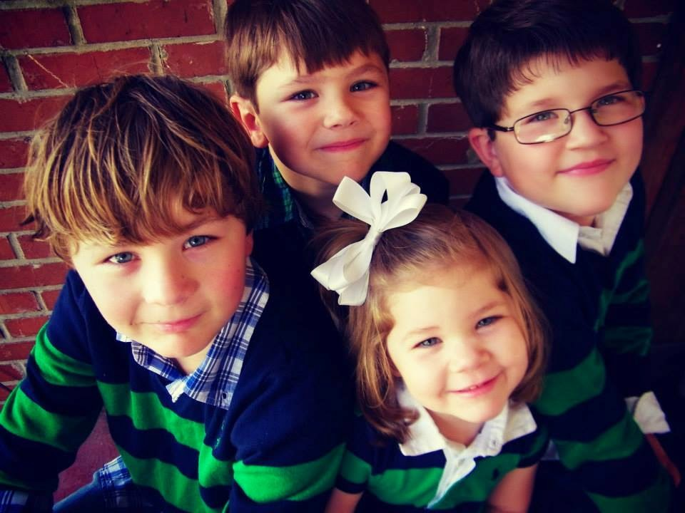 Cutest Nephews (and Niece) in the world!