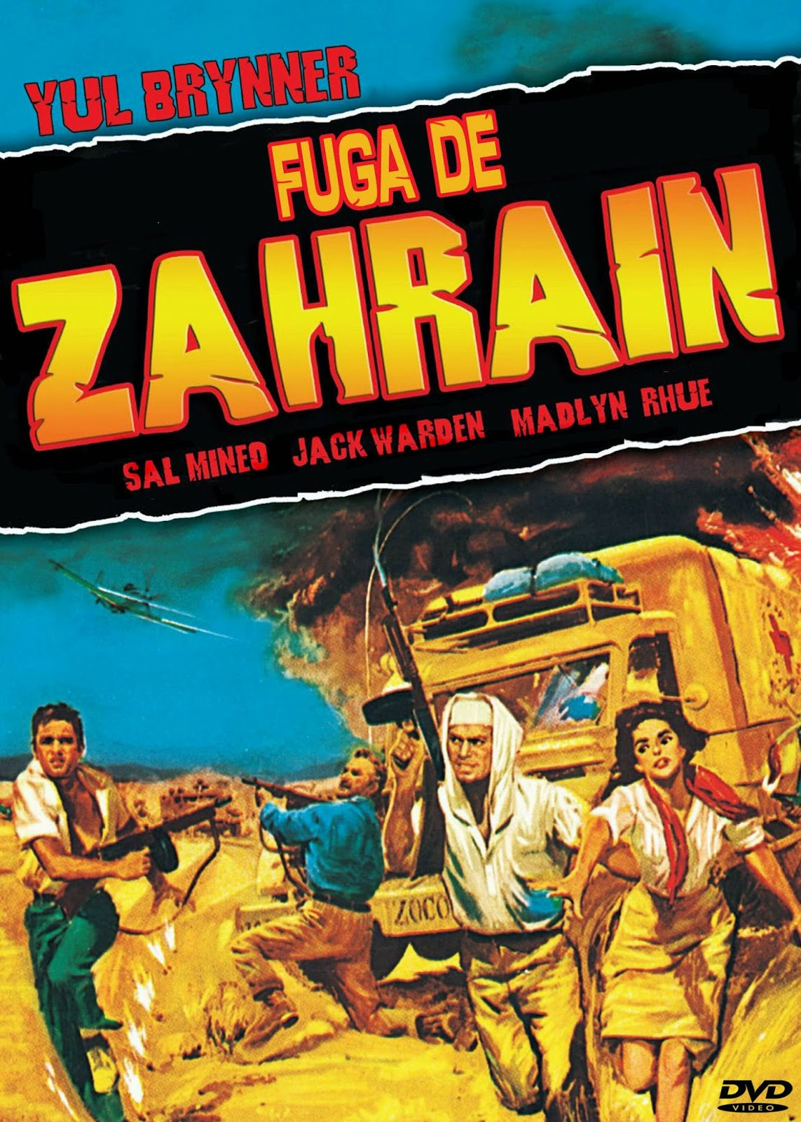 Fuga de Zahrain (1961)