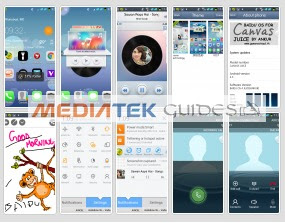 Baidu OS Custom Rom For All MT6572 Users