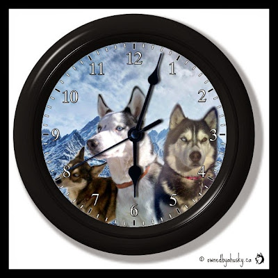 personalized custom clocks