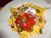 Sharing Nacho Platter - Beefeater Restaurant