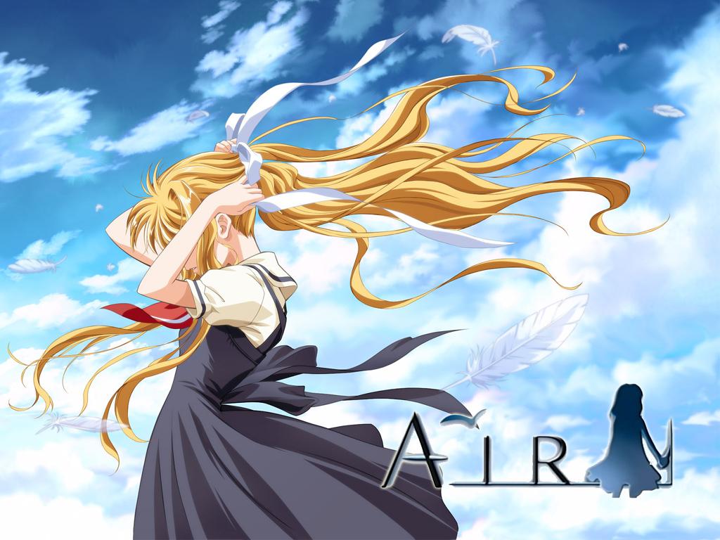 Air TV 12/12 + Especial 02/02 + Ova 01/01 [Sub Español] [BD] [Mega] [M