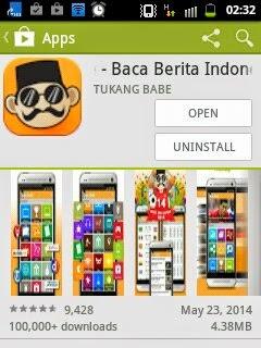 Babe (Baca Berita Indonesia)