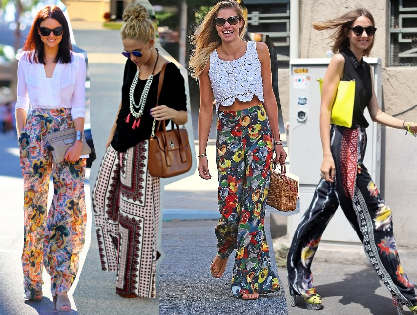 palazzo pant long wide legged trousers trend 2014 outfits fashion blog bloggers street style streetstyle.jpg