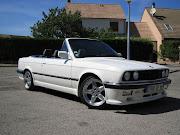BMW E30 Cabrio 325i bmw cabrio