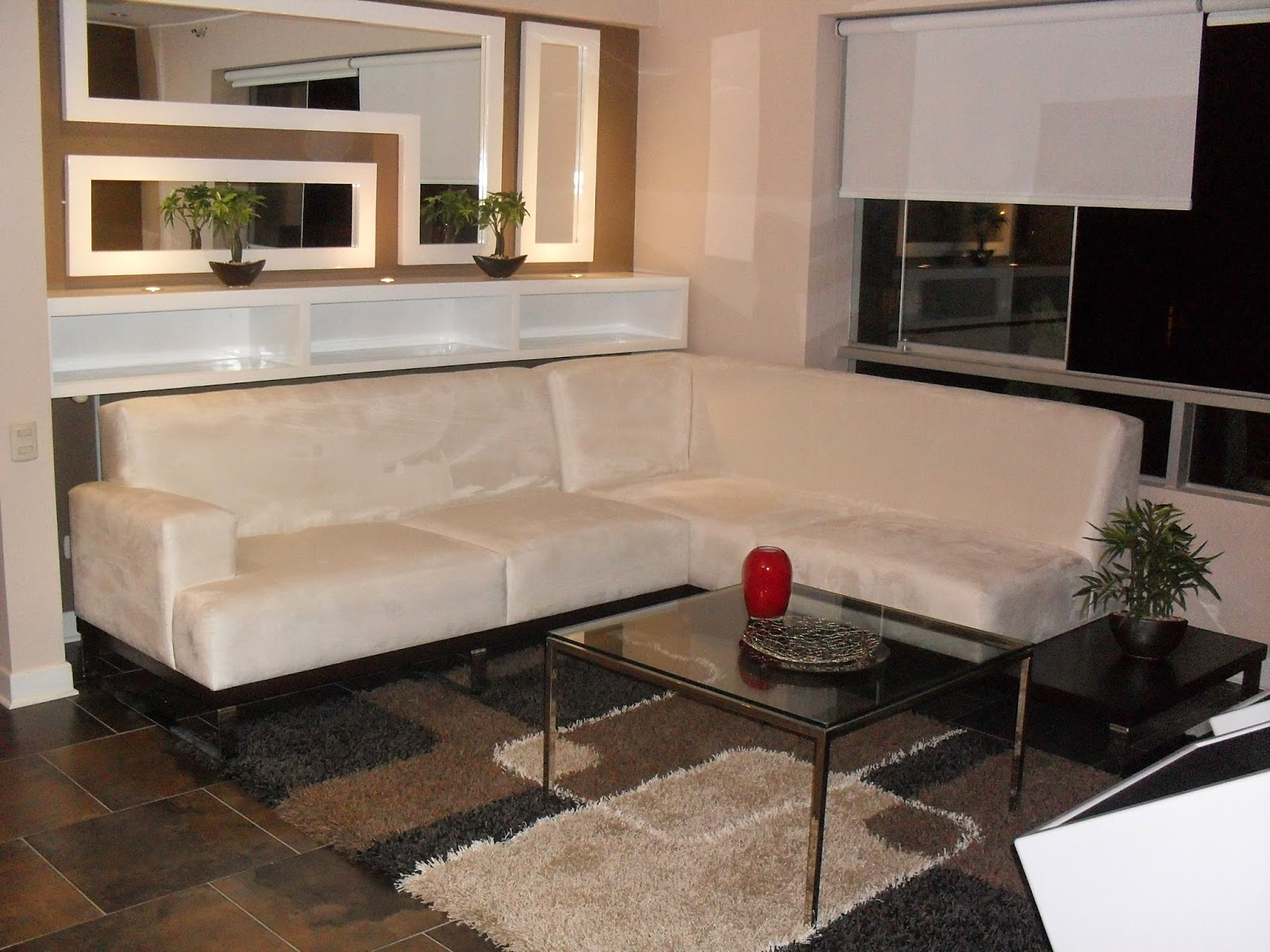 Decoracion y dise o interior dise o de living y comedor for Diseno living comedor