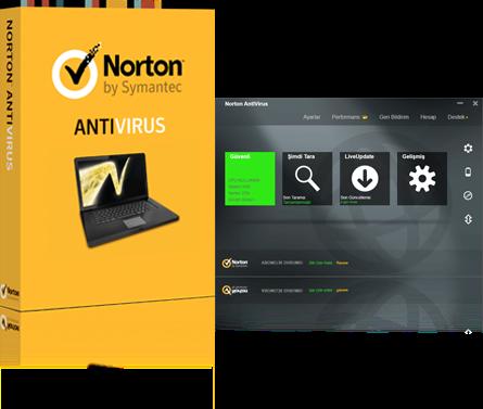 Norton Antivirüs 2014 Full Türkçe 21.4.0.13 Tam indir
