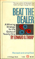 'Beat the Dealer' by Edward Thorp (1962)