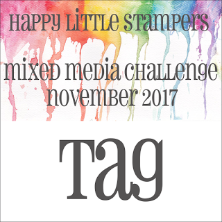 +++HLS November Mixed Media Challenge до 30/11