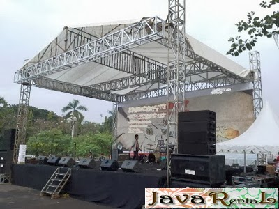 Sewa Tenda Rigging