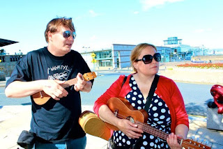 Mary Agnes Krell on Got A Ukulele with Rob Collins