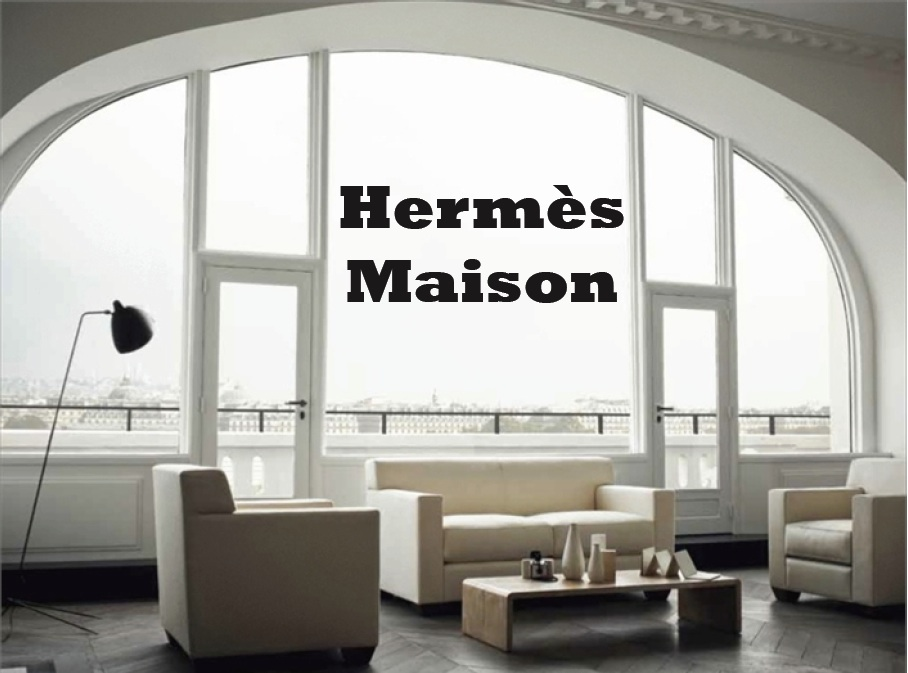 Recently Unveiled In Paris, European Luxury Brand Hermès New Furniture Line  Hermès Maison Is To Feature Re Releases Of Iconic Pieces Designed In 1924  By ...