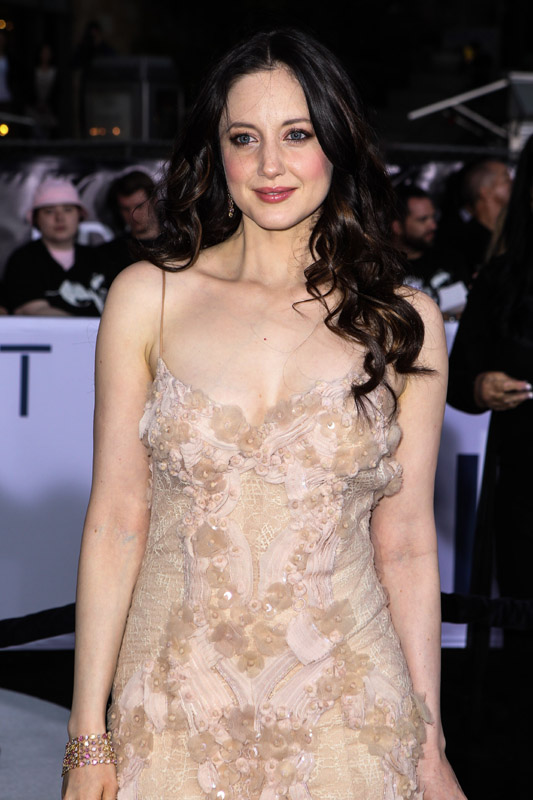 Andrea Riseborough at The Oblivion Premiere in Hollywood ...