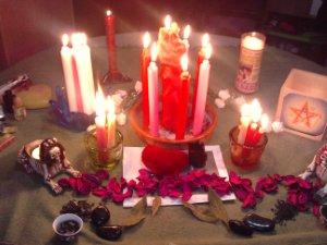 Ritual magia blanca Para separar una pareja