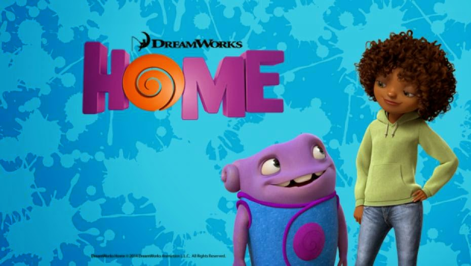 info review Sinopsis film Home (2015) Bioskop 2015