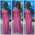 Creative Ankara Long Gown For Ladies 2015