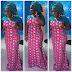 Creative Ankara Long Gown For Ladies 2015