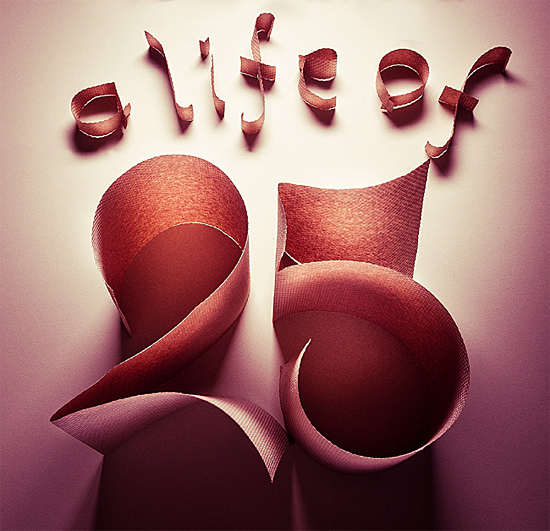Handcrafted Typography