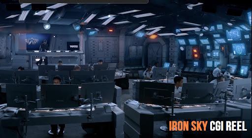Iron Sky CGI Reel