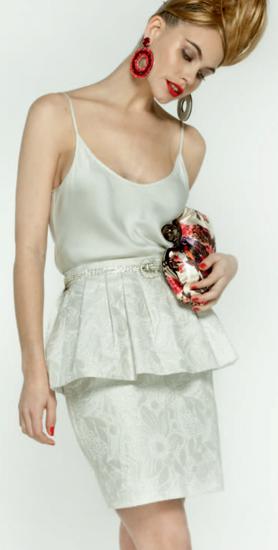 catálogo vestidos de fiesta primavera verano 2012