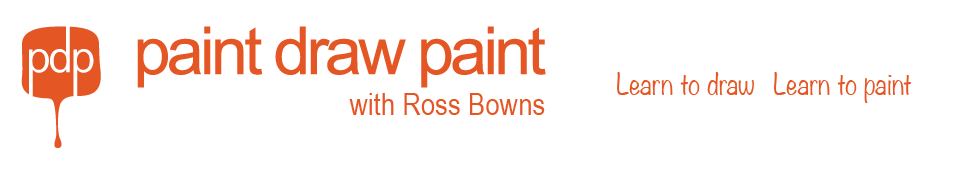 Paint Draw Paint, with Ross Bowns