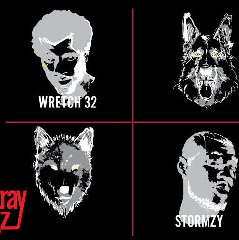 The Stray Doggz x Wretch 32 x Stormzy - Skank Out
