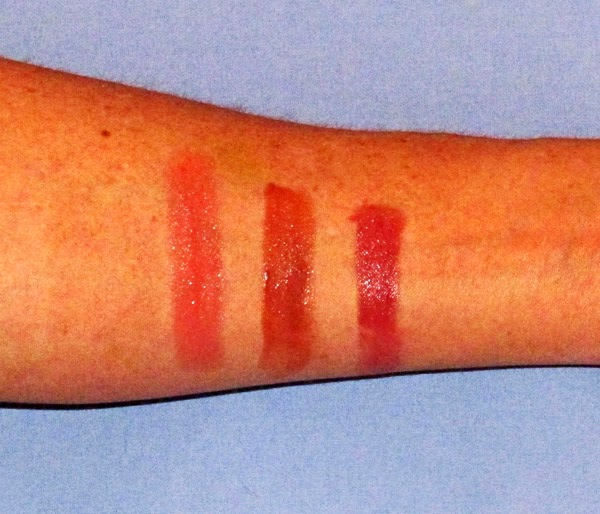 Bare Escentuals Buxom Lip Tarnish Swatches