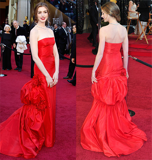 Martha Fashion: Own Style Of Anne Hathaway
