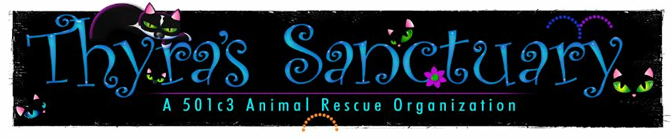 Thyra's Sanctuary Blog
