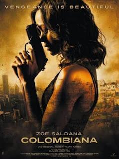 Colombiana (2011) Venganza Despiadada