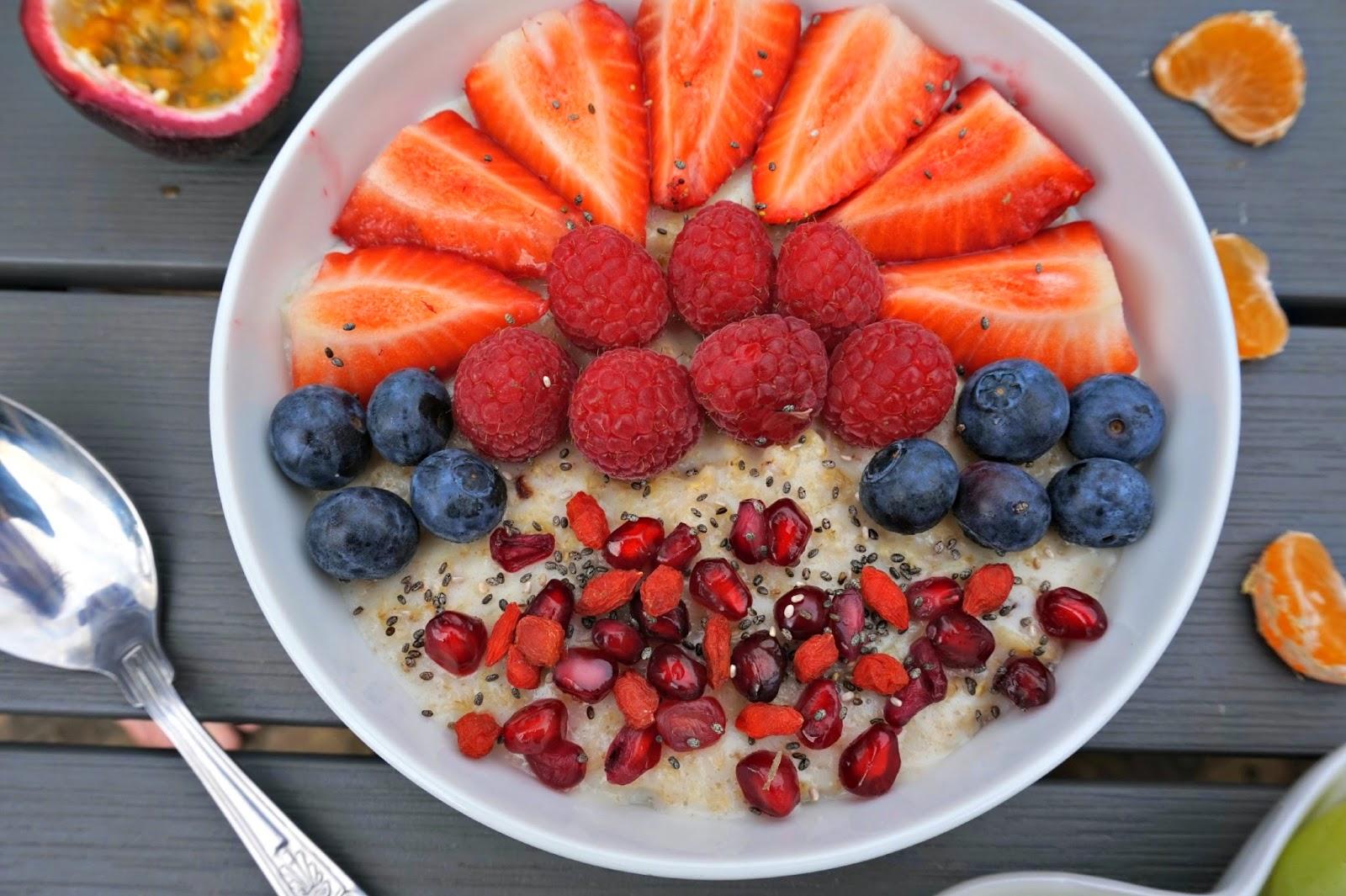 Fruit Porridge Bowl