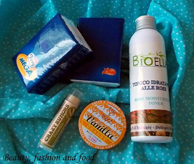 prodotti beauty utili per il raffreddore