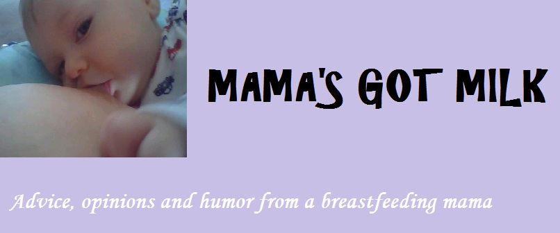 Mama's Got Milk