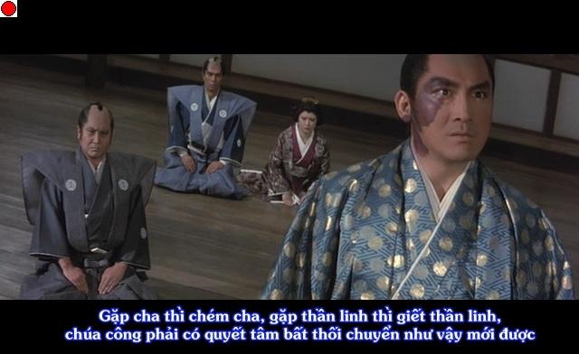 Một câu nói bất hủ trong phim Yagyū Ichizoku no Inbō