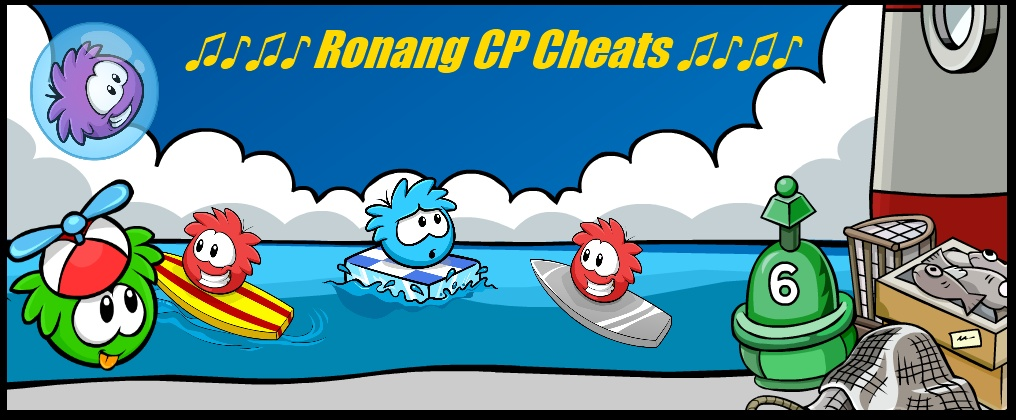 Club Penguin Monsters University June 2013 ¦ Ronang1 Club Penguin Cheats
