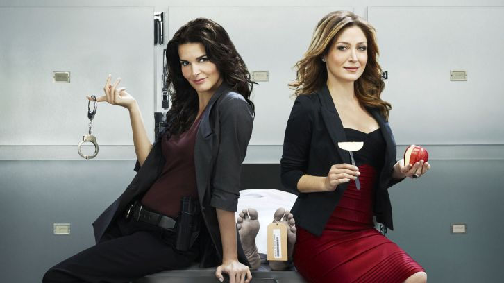 Rizzoli and Isles - Deadly Harvest - Review:An extra body or two